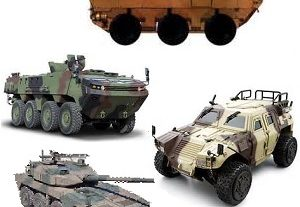 global armored vehicles market