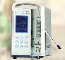 global intelligent intravenous infusion pumps market