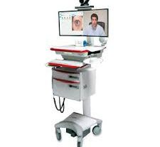 global medical computer carts market