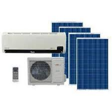 Global Solar Air Conditioning Market