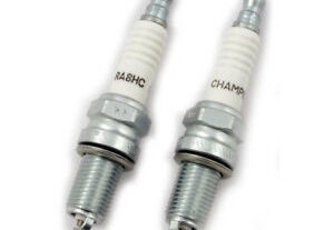 global two-wheeler spark plugs market