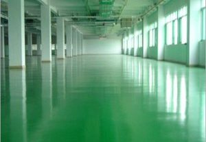 global water-based floor coating market