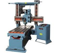 Automatic Plano Milling Machine