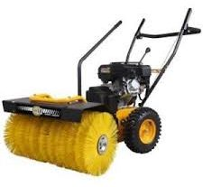 Power Brush Sweepers Market